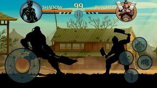 getlinkyoutube.com-Shadow Fight 2 Titan vs Butcher