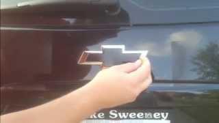 getlinkyoutube.com-How to Plasti Dip a car emblem