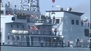 getlinkyoutube.com-Myanmar Navy Sea Shield 2014 HD