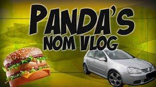 getlinkyoutube.com-Nom-Vlog: Watch me as I drive my car to the supermarket