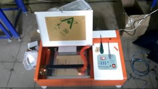 getlinkyoutube.com-Китайский лазерный гравёр