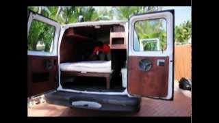 getlinkyoutube.com-Magic Bus- A cargo van conversion.wmv