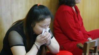 【閲覧注意】中国女性囚人 人生最後の12時間の記録