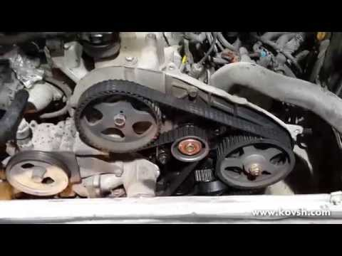 Слабое место в приводе ГРМ HYUNDAI H-1 2.5 Diesel