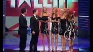 getlinkyoutube.com-Escala - Semi Final - Britain's Got Talent 2008