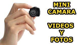 getlinkyoutube.com-Mini cámara de bolsillo
