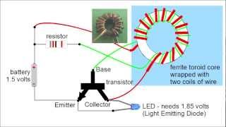getlinkyoutube.com-How a Joule Thief Works