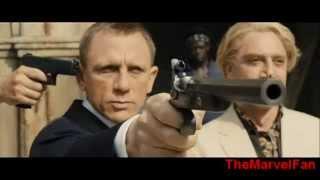 "getlinkyoutube.com-James Bond ""You Know My Name"" Music Video"