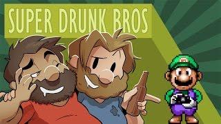 getlinkyoutube.com-Super Drunk Bros. - Mario is Missing #1 - Where is Mario?