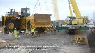 getlinkyoutube.com-Caterpillar 994H at Northland