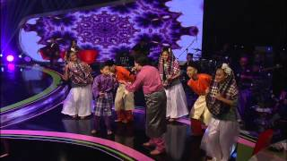 getlinkyoutube.com-Ceria Popstar 3: Konsert Separuh Akhir - Fikry & Ronnie (Satu)