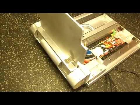 Моторизированный монитор (система перемещения для планшета или монитора)