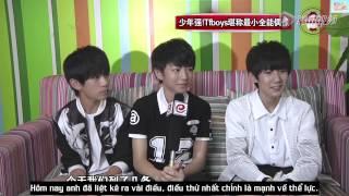 getlinkyoutube.com-[Roy's Wings][Vietsub] 140725 Phỏng vấn Tin tức giải trí Trung Quốc