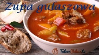 getlinkyoutube.com-Zupa gulaszowa - TalerzPokus.tv