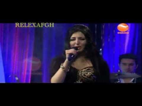 Seeta Qasemi New Afghan Song 2013 Lamba De Shama /Composed by Famous singer Shafiq Mureed