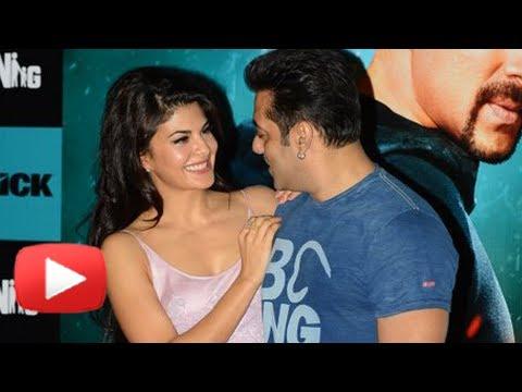 Jacqueline Fernandez Can't Stop Touching Salman Khan's Body ! | Jumme Ki Raat Song Launch