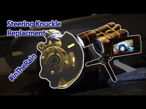 Steering Knuckle Replacement Daewoo Nubira