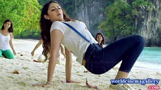 Sayesha Saigal Performance from  Vanamagan Movie Damn Damn Tamil Video Song