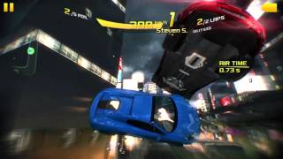 getlinkyoutube.com-Asphalt 8 | Multiplayer with Judson, Steven and Elson | McLaren 12C Spider - INSANE