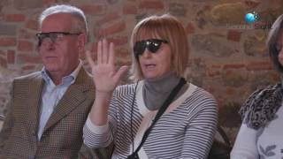 getlinkyoutube.com-Argus II - Retinal Implant - Interview - Firenze - Italy