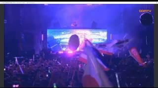 getlinkyoutube.com-Ultra Korea 2015 - Skrillex at Main Stage 12 Jun