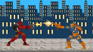 getlinkyoutube.com-Deadpool vs Deathstroke