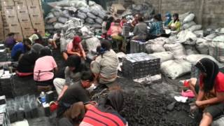 Factory wicked good coconut charcoal briquettes for barbecue bbq Part 12