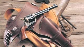 getlinkyoutube.com-Uberti 1873 Single Action Cattleman Cartridge Revolver