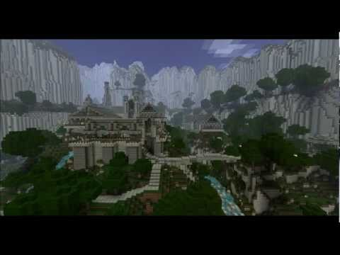 Minecraft: Middle-Earth - The Project Trailer