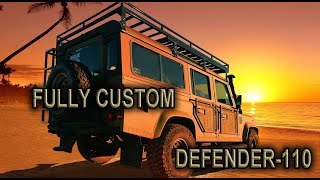 getlinkyoutube.com-#Land Rover Defender 110 fully cutomized