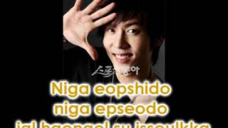 getlinkyoutube.com-SS501 - Find with lyrics [Rom Only]