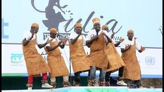 MAPIGO TISA KIGOMA walivyoitoa burudani ya ngoma za jadi Mbeya
