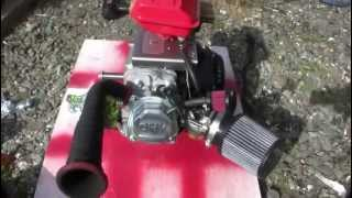 Harbor Freight 212cc Stage 1 Mod