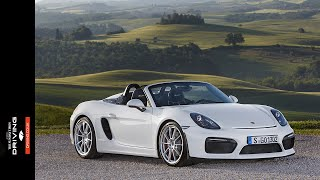 getlinkyoutube.com-Porsche Boxster Spyder review