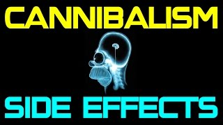 The Side Effects of Cannibalism in DayZ 0.51 | Brain Disease Symptoms