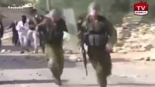 getlinkyoutube.com-Lihat askar Israel lari lintang pukang