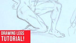 Drawing Legs Tutorial