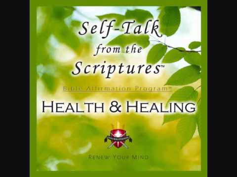 Bible Verses on HEALTH & HEALING - Bible Affirmations CD