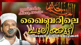 ഖൈബറിലെ പുലിക്കുട്ടി || Islamic Katha Prasangam Malayalam || Zubair Master Thottikkal