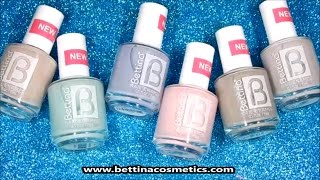 getlinkyoutube.com-Bettina Cosmetics Ballerina Collection
