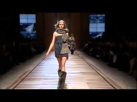 D&G WOMAN FASHION SHOW WINTER 2011 1