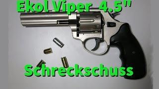 getlinkyoutube.com-Ekol Viper Schreckschussrevolver