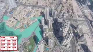 getlinkyoutube.com-Burj Khalifa Climb with an DJI Phantom 2