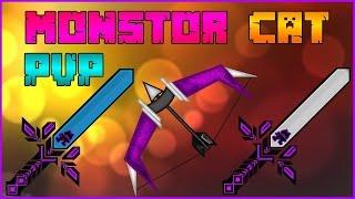 getlinkyoutube.com-★ Minecraft PvP Texture Pack MonsterCat PVP ★