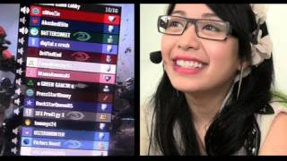 Michelle Phan + sWooZie Halo Reach Mtn Dew White Out Play Date