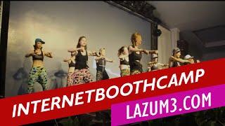 getlinkyoutube.com-Nhảy zumba | Daddy | InternetBootCamp2016 | LaZum3 | Zumba Fitness VietNam