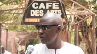 Portes parole des professionnels des Arts lors de la rencontre avec le ministre de la culture
