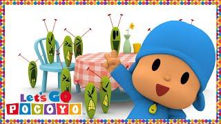 getlinkyoutube.com-Let's Go Pocoyo! - Pocoyo's Restaurant [Episode 29] in HD