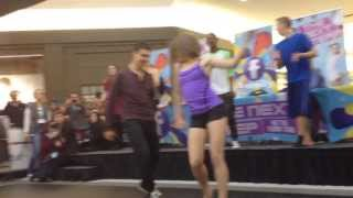 getlinkyoutube.com-The Next Step Hit The Floor Mall Tour 10/24/13