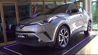 getlinkyoutube.com-Toyota C-HR @Fuorisalone